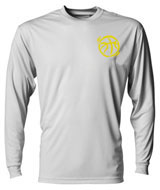 Men's Long Sleeve Cooling Performance Crew