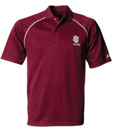 Mens Moisture Management Performance Polo