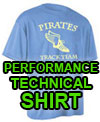 No-Snag Technical Fabric, Cooling Performance Crew